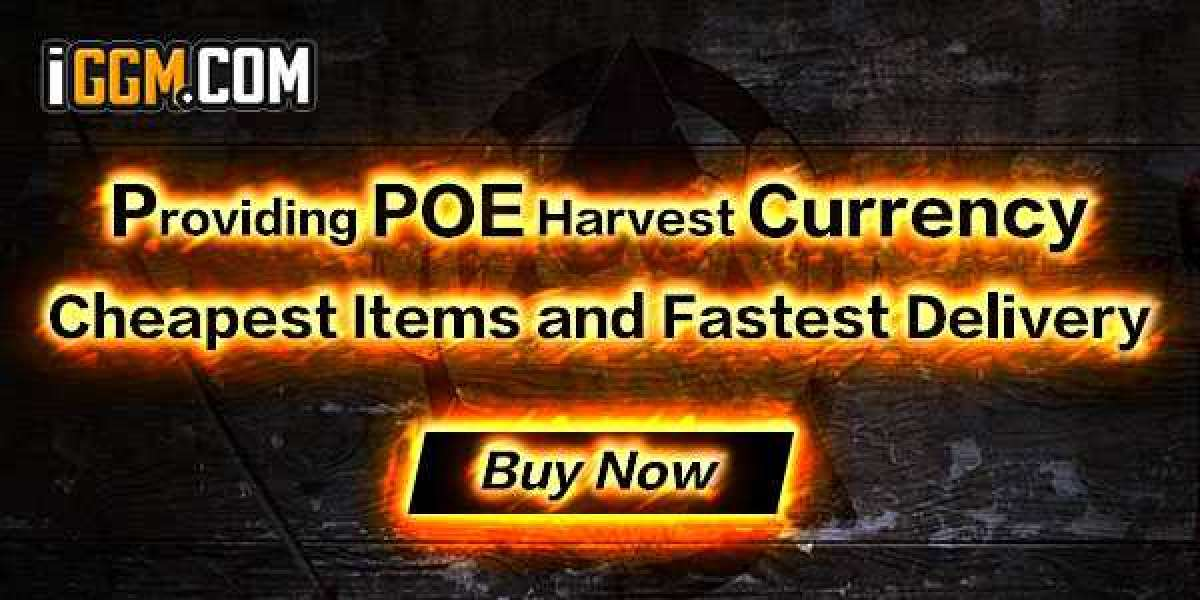 The POE team in September needs to be busy with a lot of things