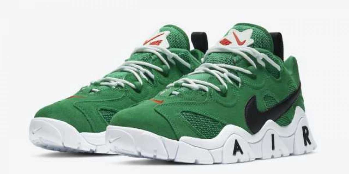 New Release Nike Air Barrage Low Dropping Soon