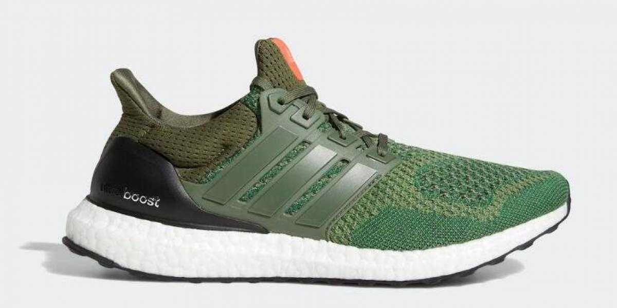 adidas Ultra Boost 1.0 Olive to Release on October 22, 2020