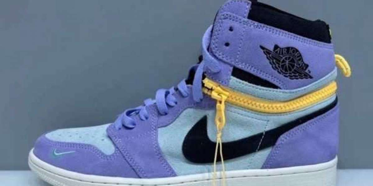 Are you looking for The Air Jordan 1 High Switch Sneakers 2021 Release?