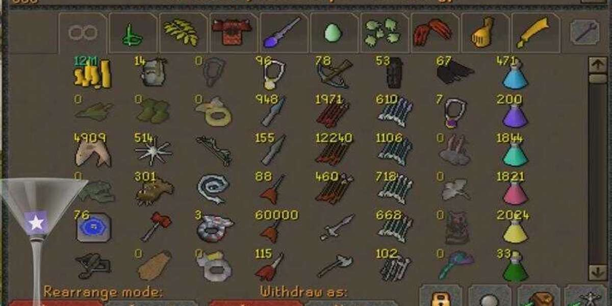 OSRS gold which is the one coming