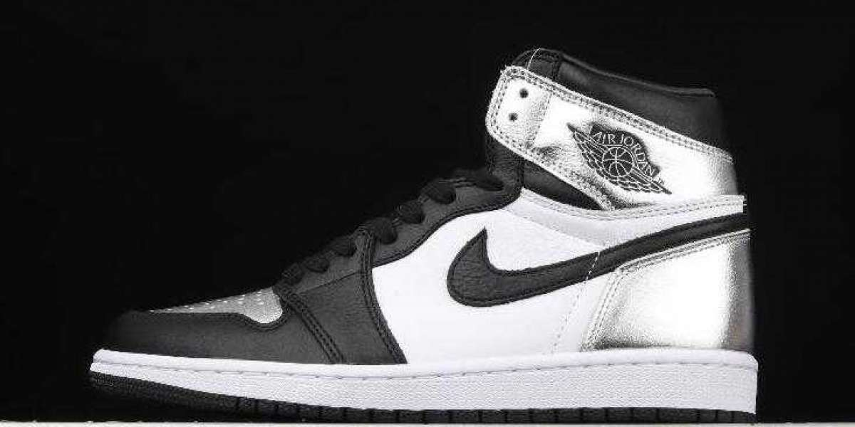 Where to Buy Discount Air Jordan 1 Retro High OG Silver Toe ?