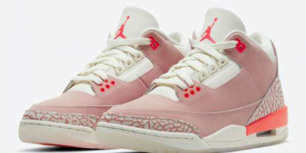 Two pairs Air Jordan 3 shoes are coming soon