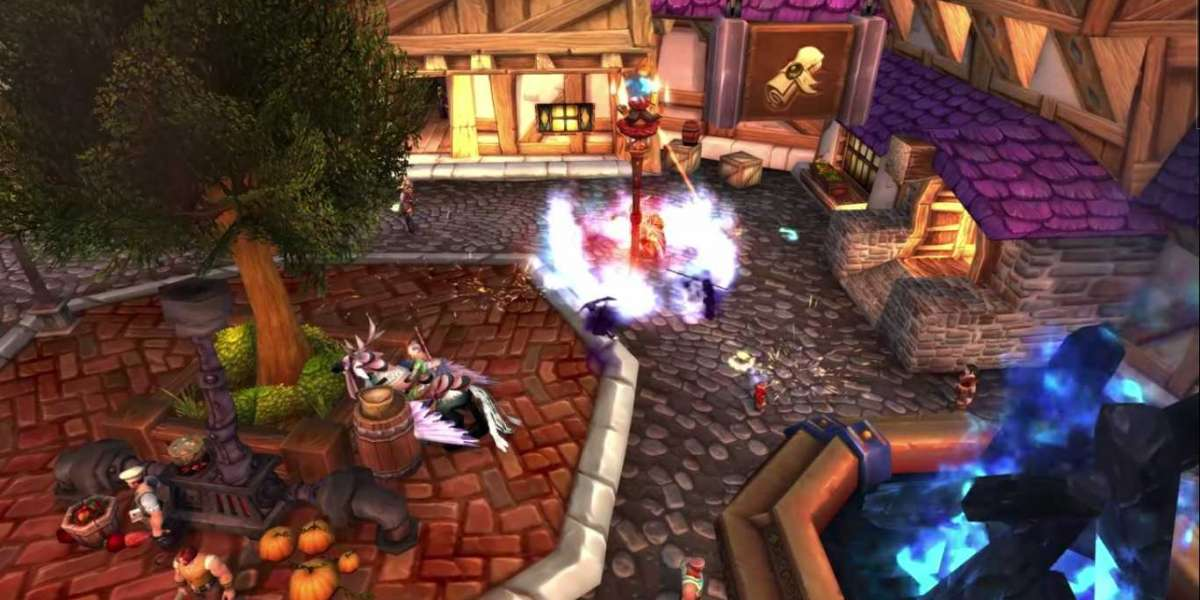 Check out the World of Warcraft Solstice Festival 2021