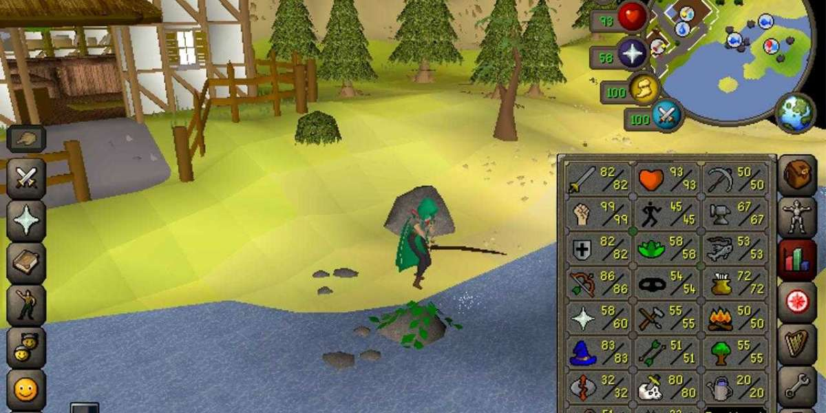 There are players who play Runescape to venture