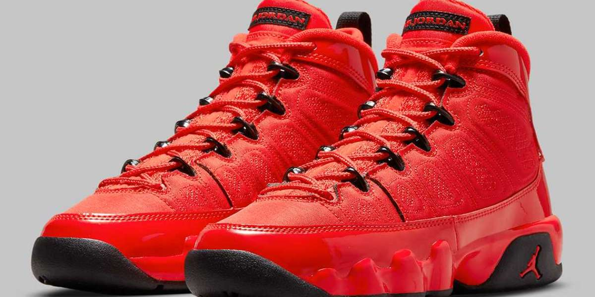 Air Jordan 9 CT8019-600 will be released on February 25, 2022